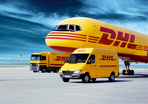 Международная транспортная компания DHL