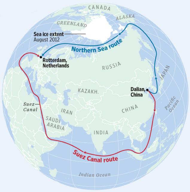 Морской путь